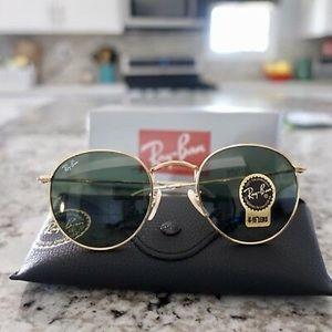 RB3447 RAY BAN Round Sunglasses